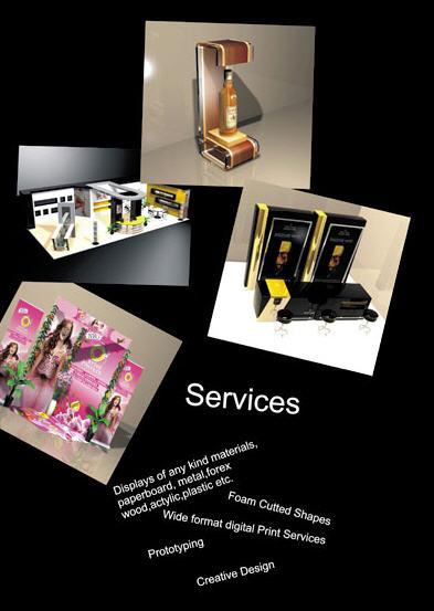Παραγγελία Διαφημιστικές υπηρεσίες