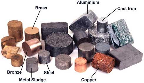 Παραγγελία Ανακύκλωση Σκραπ Φλώρος μη σιδηρούχα μέταλλα