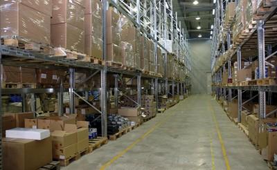Παραγγελία Μεγάλοι αποθηκευτικοί χώροι, αποθηκεύση
