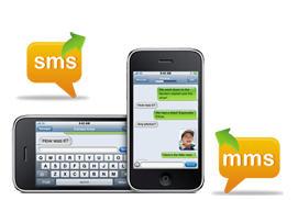Παραγγελία SMS & MMS Υπηρεσίες