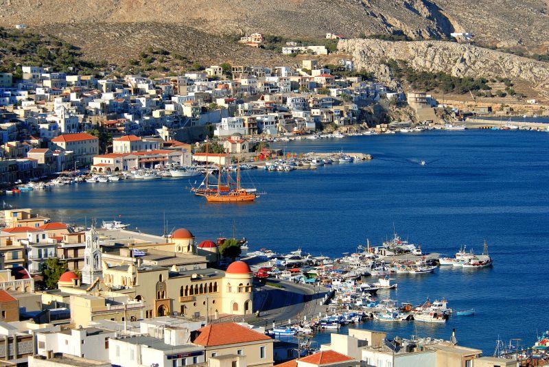 Παραγγελία Ταξίδια Kos - Kalymnos