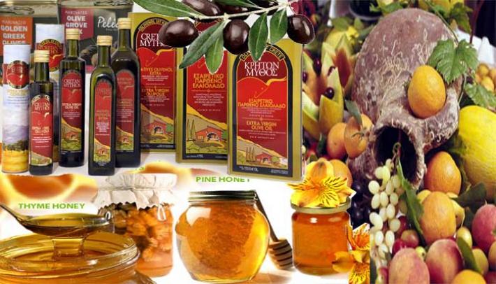 Παραγγελία Ελληνικά εξαγωγικά προϊόντα