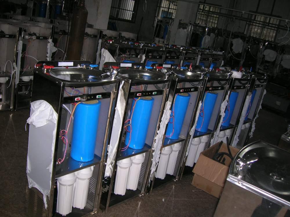 Παραγγελία Ολα για τους ψυκτες νερου για εμφιαλωμενα νερα και για φιλτρα νερου