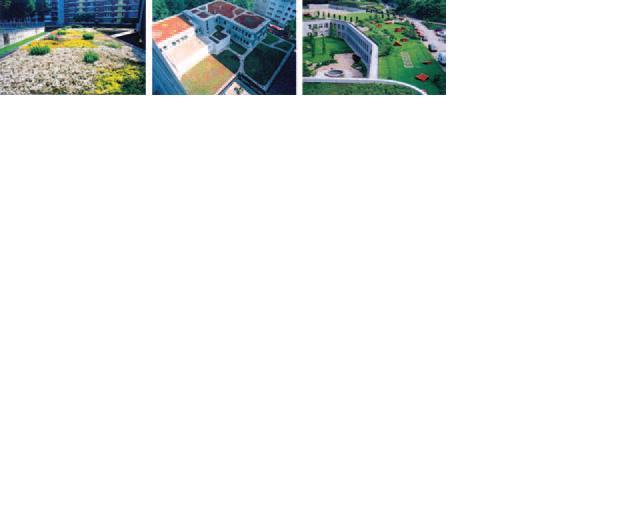 Παραγγελία Πράσινα δώματα MONOTECH Εξοικονόμηση ενέργειας, λιγότερος θόρυβος, περισσότερο πράσινο, καλύτερο περιβάλλο