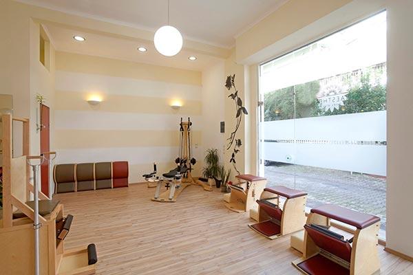 Παραγγελία Μαθήματα Pilates διαρκούν 55 λεπτά