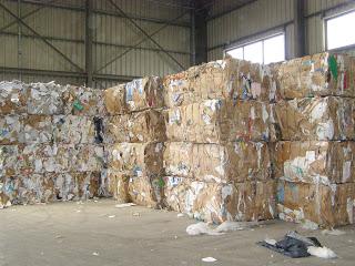 Παραγγελία Ανακύκλωση χαρτιού