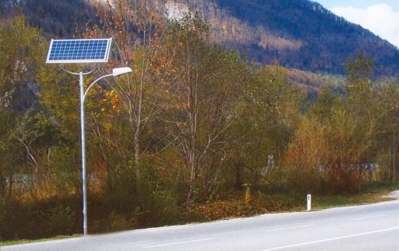 Παραγγελία Αυτόνομα φωτοβολταϊκά συστήματα PV-LED φωτισμού