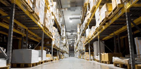 Παραγγελία Αποθήκευση εμπορευμάτων