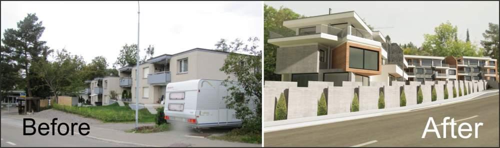 Παραγγελία Εσωτερική & Εξωτερική Διακόσμηση Κτιρίων