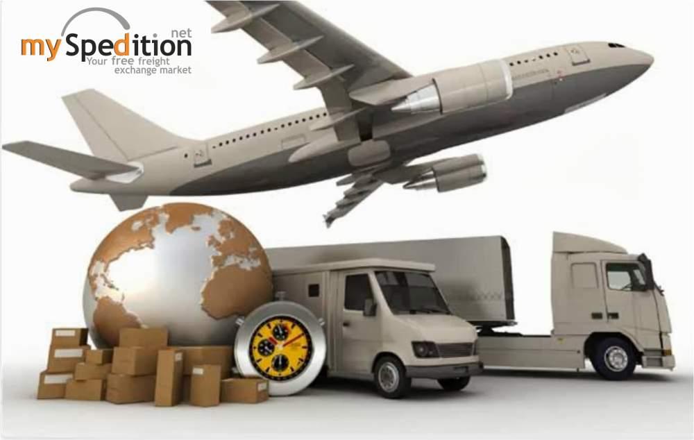 Παραγγελία Διεθνείς μεταφορές εμπορευμάτων, Υπηρεσίες Myspedition