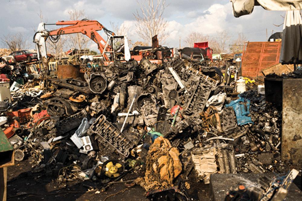 Παραγγελία Ανακύκλωση καλώδια σκραπ