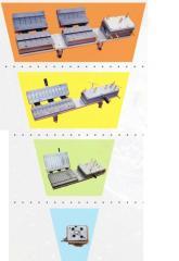Σχεδιασμός και κατασκευή καλουπιών