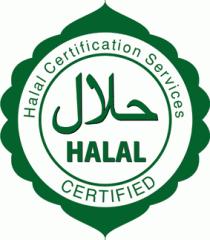 HALAL CERTIFICATE 004/2015