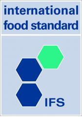 IFS FOOD STANDARD -CERTIFICATE NUMBER C0239184