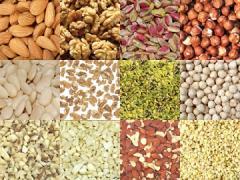 Παραγωγή και εμπόριο ελληνικών ξηρών καρπών