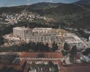 Κατασκεύη νοσοκομείων και άλλων κτίριων
