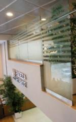 Κατασκευή τραπεζών και ξενοδοχειακών μονάδων