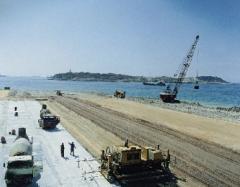 Αποκατάσταση και κατασκευή οδικων δικτυων