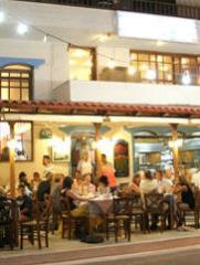 Luxury apartments and Caravella Restaurant