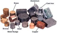 Ανακύκλωση Σκραπ Φλώρος μη σιδηρούχα μέταλλα