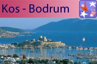 Τουρισμός Kos - Bodrum