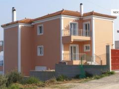 Κατασκευή ιδιόκτητων κατοικιών και δημόσιων κτηρίων