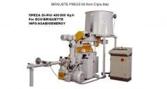 Briquete Press 60 from Dipiu Italy