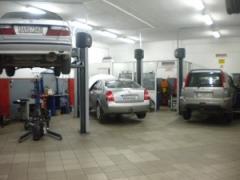 Service και ανταλλακτικά για αυτοκίνητα Nissan, Subaru, Smart, Infiniti, και Group VAG.