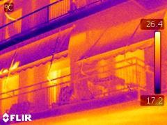 Θερμογραφία κτηρίων