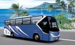 Τουριστικές εκδρομές με λεωφορεία.