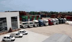 Εθνικές οδικές μεταφορές εμπορευματοκιβωτίων (