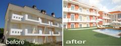 Διακόσμηση Ξενοδοχείου και Ανακαίνιση Ξενοδοχείου