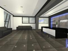 Aρχιτεκτονικός σχεδιασμός εσωτερικού και εξωτερικού χώρου, και φωτορεαλιστικές