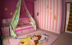 Διακόσμηση παιδικών δωματίων