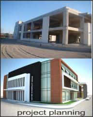 Κατασκευή και ανακαίνιση  κτιρίων