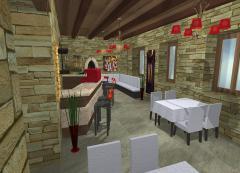 Κατασκευη και σχεδίαση εστιατορίων, καφε