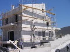 Μόνωση - Επισκευή - Ενίσχυση - Ανακαίνιση οικοδομών