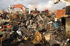Ανακύκλωση μετάλλων σκραπ μη σιδηρουχα
