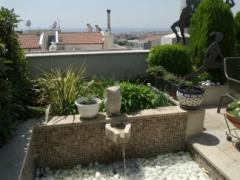 Roof garden Καλαμαριά