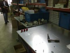 Βιομηχανικός εξοπλισμός-Πίνακες Φωτοβολταικών