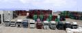 Οδικές  μεταφορές εμπορευματοκιβωτίων ( containers)