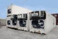 Συνεργείο επισκευών containers